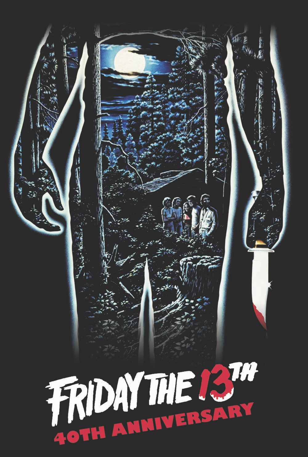 Friday the 13th 40th Anniversary Restored and Remastered